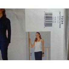 VOGUE Sewing Pattern 7234