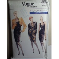 VOGUE Sewing Pattern 7358
