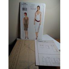 VOGUE Sewing Pattern 7456