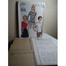 VOGUE Sewing Pattern 7523