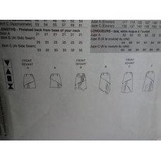 VOGUE Sewing Pattern 7880
