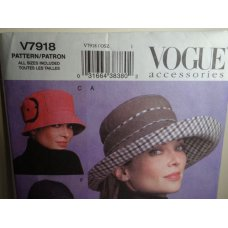 Vogue By Lola Sewing Pattern 7918