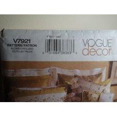 Vogue Sewing Pattern 7921
