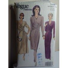 VOGUE Sewing Pattern 7939