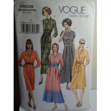 VOGUE Sewing Pattern 8028
