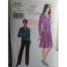 VOGUE Sewing Pattern 8133