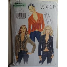 Vogue Sewing Pattern 8160