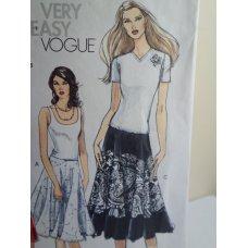 Vogue Sewing Pattern 8197