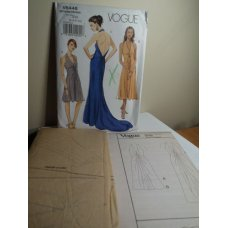 Vogue Sewing Pattern 8448
