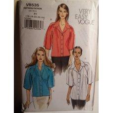 VOGUE Sewing Pattern 8535