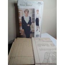 VOGUE Sewing Pattern 8602