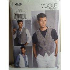VOGUE Sewing Pattern 8987