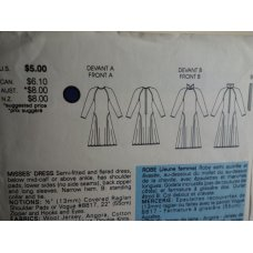 VOGUE Sewing Pattern 9409